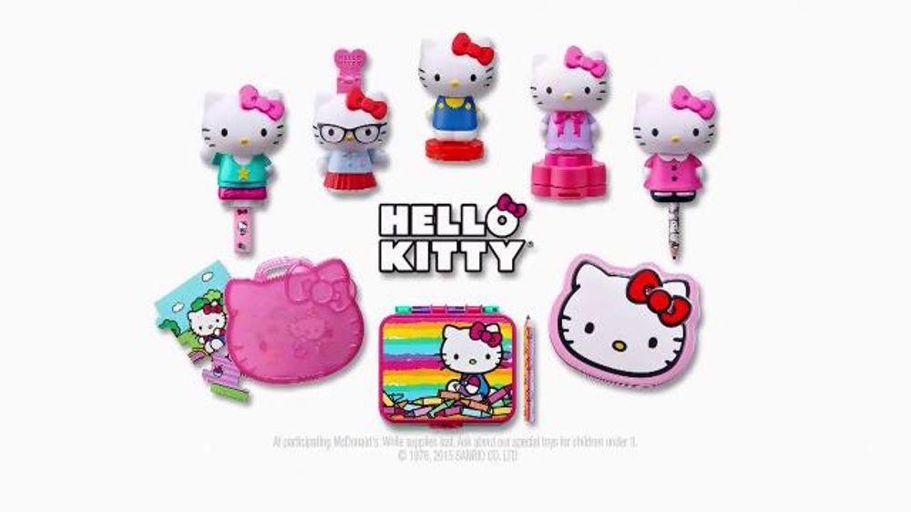 Hello Kitty Happy Meal Toys 38