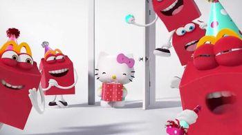 McDonald's Happy Meal TV Spot, 'Hello Kitty Toys'
