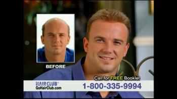 Hair Club TV Spot, 'Don't Tolerate Hair Loss'
