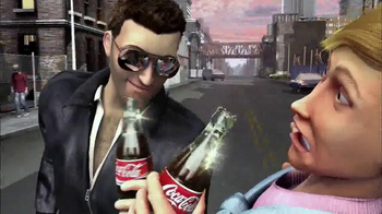 Coca-Cola TV Spot, 'Grand Theft Hero'