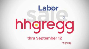 Hh Gregg Labor Day Sale Tv Commercial Greggs Got Tvs Ispottv