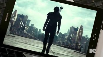 Samsung Galaxy Tab S2 TV Spot, 'MTV Network: Mockingjay Part 2'