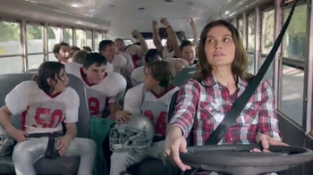 Febreze Car Vent Clips TV Spot, 'Conductora del autobús apestoso' [Spanish]