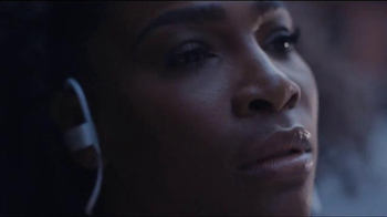 Beats Powerbeats2 TV Spot, 'Serena Williams: Rise' Song by Andra Day