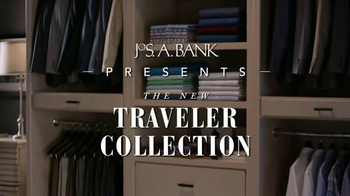JoS. A. Bank TV Spot, \'The New Traveler Collection\'
