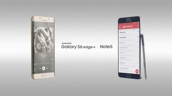Samsung Note5 & Galaxy S6 Edge+ TV Spot, 'Big Decisions: A$AP Rocky' - Thumbnail 6