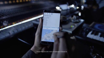 Samsung Note5 & Galaxy S6 Edge+ TV Spot, 'Big Decisions: A$AP Rocky' - Thumbnail 4