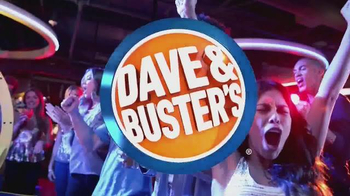 Dave and Buster's TV Spot, '2015 Labor Day Weekend'