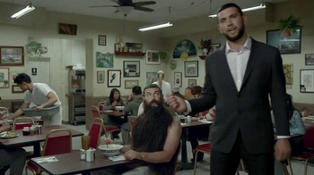 DIRECTV NFL Sunday Ticket TV Spot, 'Out of Control Beard Andrew Luck' - Thumbnail 8