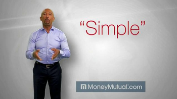 Money Mutual TV Spot, 'Fast, Easy, Secure' Featuring Montel Williams