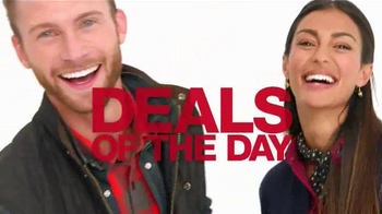 Macy's One Day Sale TV Spot, 'Outerwear, Jewelry & Handbags'