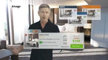 trivago TV Spot, 'Side-by-Side Comparisons for the Lowest Price'
