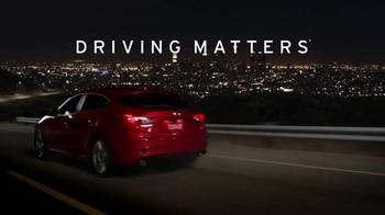 2017 Mazda3 TV Spot, 'Touch' - Thumbnail 9