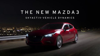 2017 Mazda3 TV Spot, 'Touch' - Thumbnail 8