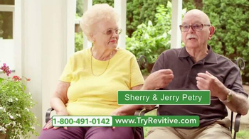 Revitive Circulation Booster TV Spot, 'Intense Home Therapy'