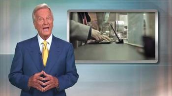 Swiss America TV Spot, 'War on Cash' Featuring Pat Boone