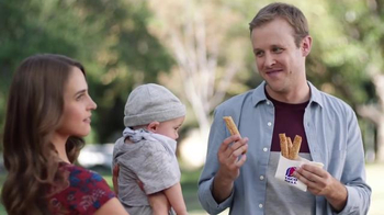 Taco Bell Rolled Chicken Tacos TV Spot, 'Baby'