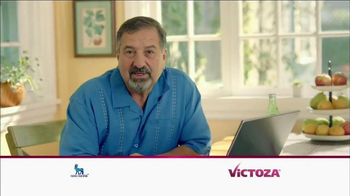 Victoza TV Spot, 'Goal' - 902 commercial airings