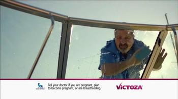Victoza TV Spot, 'Goal' - Thumbnail 9