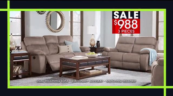 Rooms to Go Fall Clearance Sale TV Commercial, \'Kids Bedroom and ...