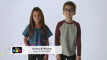 Disney Mix TV Spot, 'Stuck in the Middle Takeover' - 24 commercial airings