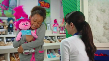 Build-A-Bear Workshop TV Spot, \'DreamWorks Trolls at Build-A-Bear\'