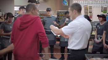 McDonald\'s TV Spot, \'Committed to Being America's Best First Job\'