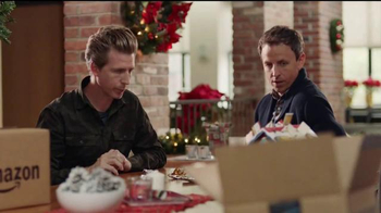 Amazon Prime TV Spot, \'Advent Calendar\' Featuring Seth Meyers, Josh Meyers