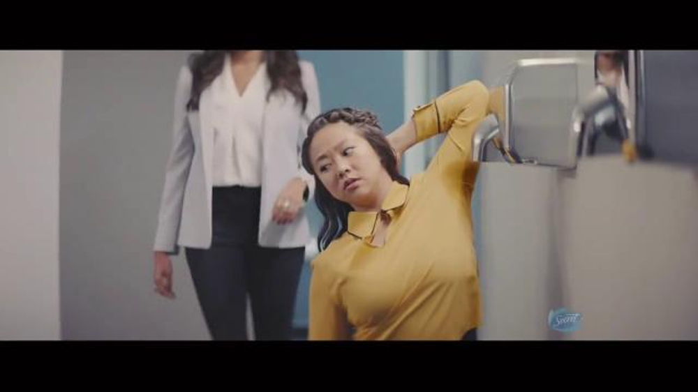 Commercial asian in bathroom