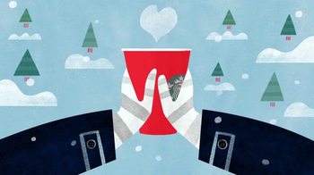Starbucks TV Spot, 'Holiday Craft: Becca's Holiday Spice Flat White'