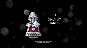 Jared TV Spot, '2016 Black Friday: Pandora Holiday Charm Gift Set'
