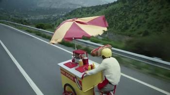 TireRack.com TV Spot, 'Hot Dog Cart: Rewards Card'