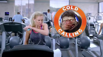Zicam Cold Remedy Ultra Crystals TV Spot, 'Cold Calling'