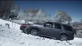 TireRack.com TV Spot, 'The Winter Slide'