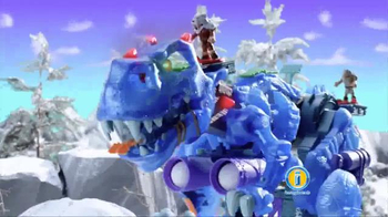 Imaginext Ultra Ice Dino TV Spot, 'Ice Age'