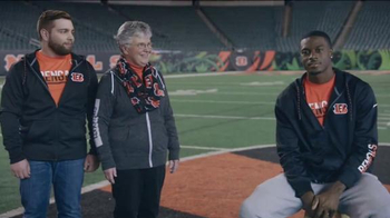 NFL Shop TV Spot, 'Pittsburgh in December' Featuring A.J. Green