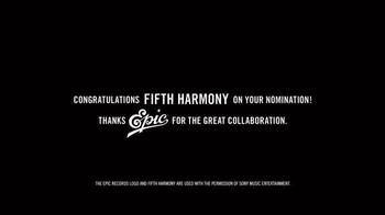 Ram Trucks TV Spot, '2016 AMAs: Work' Song by Fifth Harmony - Thumbnail 10