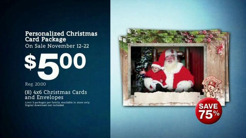 Bass Pro Shops Kick-Off Sale TV Commercial, 'Christmas Cards ...