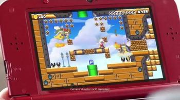 Super Mario Maker TV Spot, 'Play Everywhere. Create Anywhere'