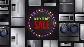 JCPenney Black Friday Sale TV Spot, 'Appliances'