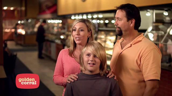 Golden Corral Thanksgiving Day Buffet TV Spot, 'New Tradition'