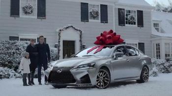 Lexus December to Remember Sales Event TV Spot, 'Santa Letter'
