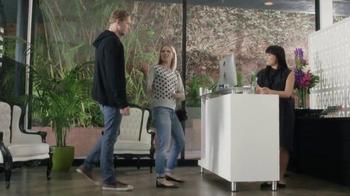 American Express TV Spot, 'The Works' Featuring Kristen Bell, Dax Shepard - Thumbnail 1