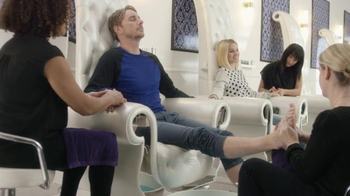 American Express TV Spot, 'The Works' Featuring Kristen Bell, Dax Shepard - 67 commercial airings