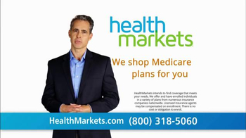 HealthMarkets TV Spot, 'Deadline Just a Few Weeks Away'