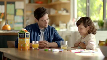 Minute Maid Premium Original TV Spot, \'A Glass Full of Smiles\'