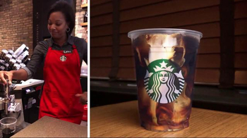 Starbucks TV Spot, 'Holiday Craft: Leah's Spiced Sweet Cream Cold Brew'