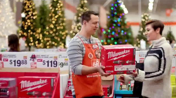the home depot black friday savings tv spot orange all over thumbnail - Home Depot Black Friday Christmas Decorations