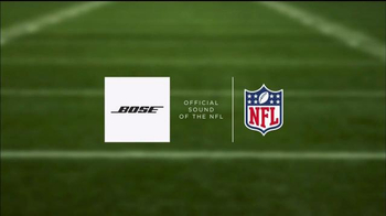 Bose Soundtouch 10 TV Spot, 'Listen In to the NFL'