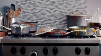 Calphalon Contemporary TV Spot, 'Get Cooking' - Thumbnail 4